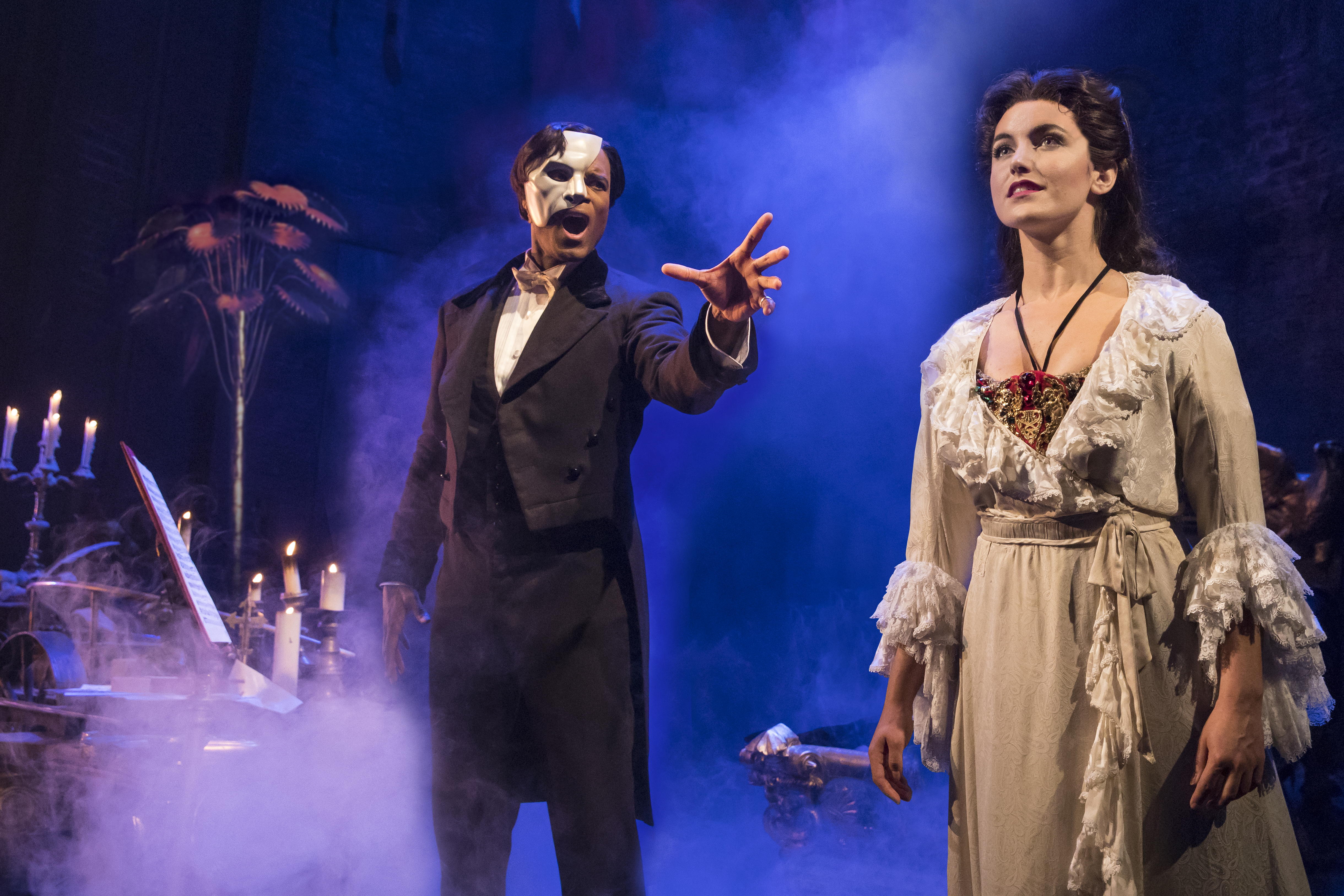 Live Theatre Review: THE PHANTOM OF THE OPERA
