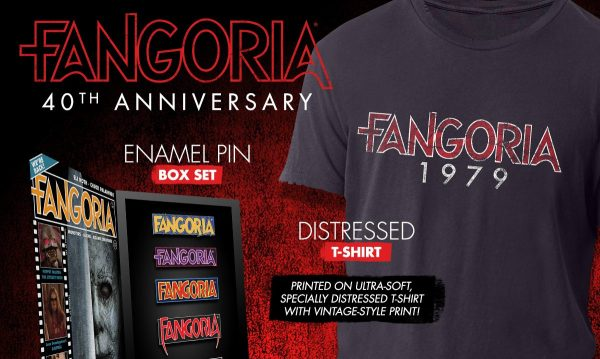 [News] Fright Rags Celebrates FANGORIA 40th Anniversary!
