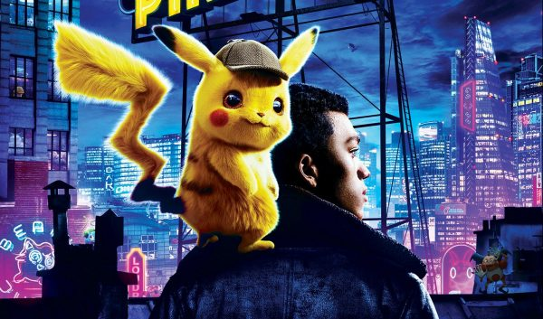 [News] Own POKÉMON DETECTIVE PIKACHU on Blu-ray on August 6