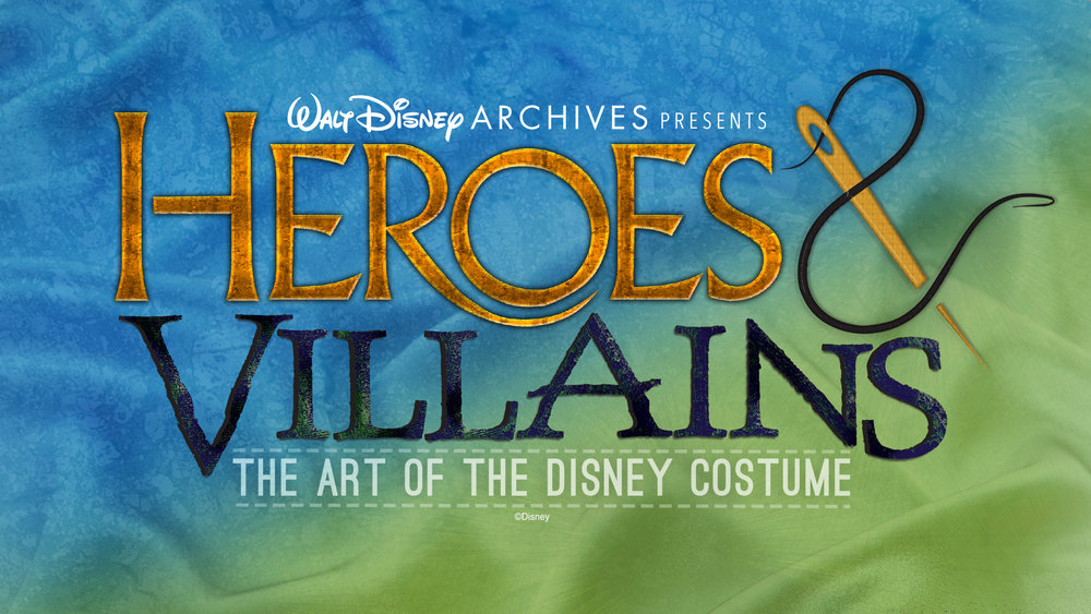 News: Heroes and Villains Exhibit Coming to D23
