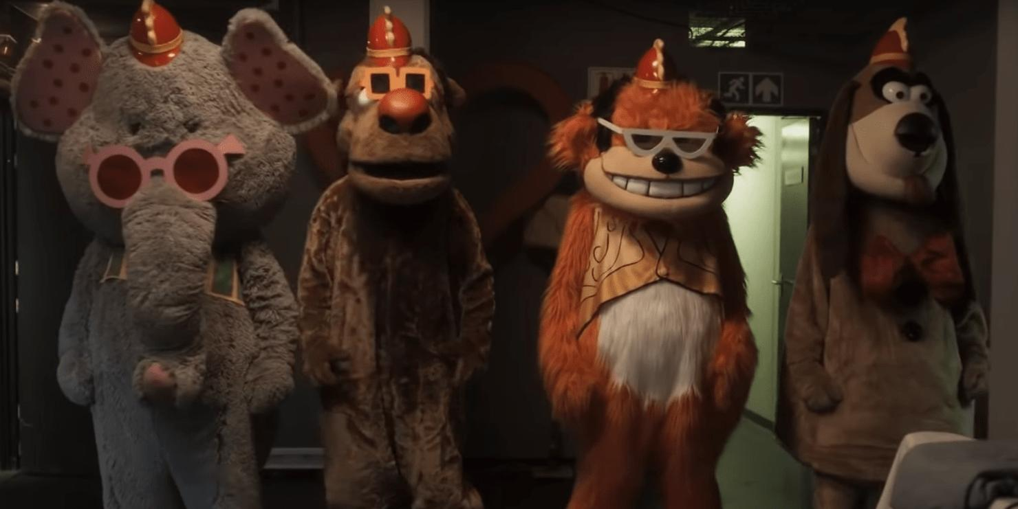 [News] The Banana Splits Movie Coming to Blu-ray, DVD and Digital