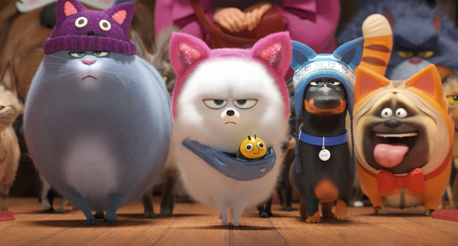 Nightmarish Detour Review: THE SECRET LIFE OF PETS 2