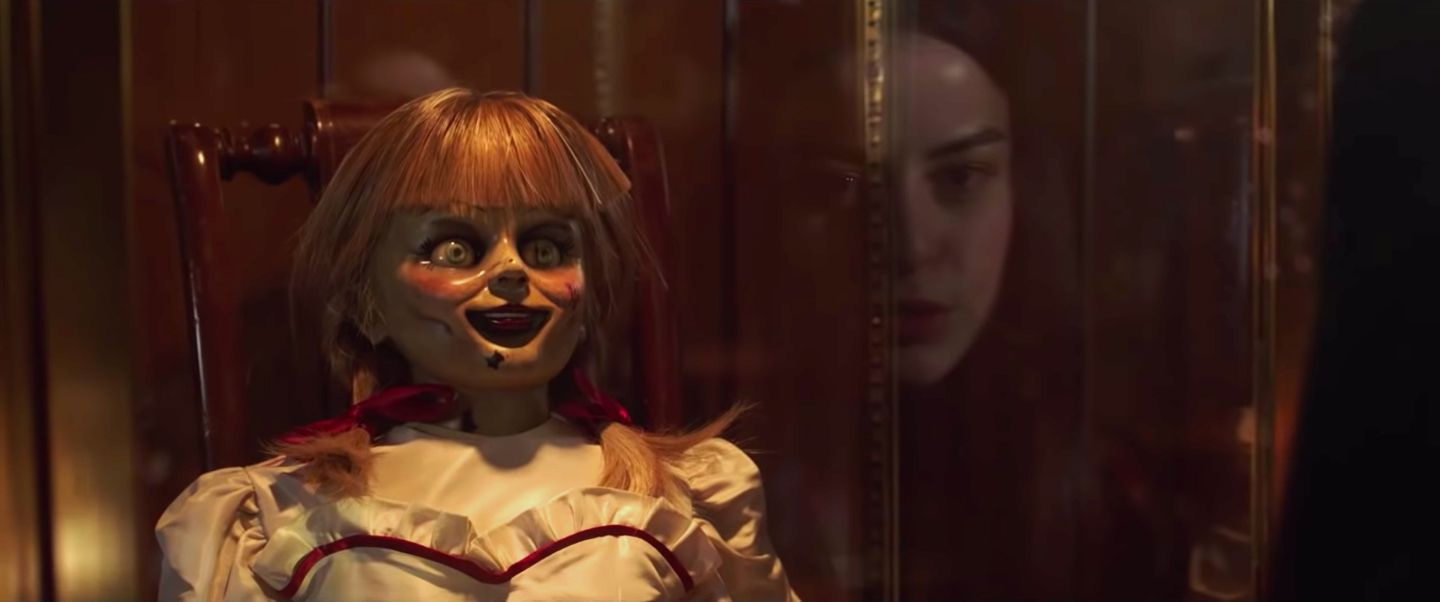 [Interviews] Cast of ANNABELLE COMES HOME