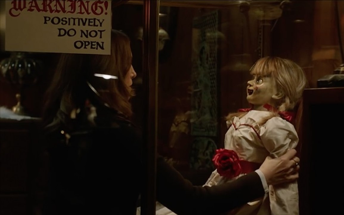 [News] ANNABELLE COMES HOME at Cinepocalypse