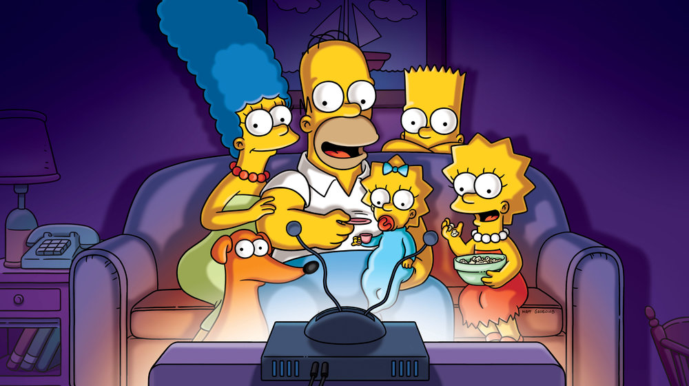 [News] The Simpsons Make Their D23 Expo Debut
