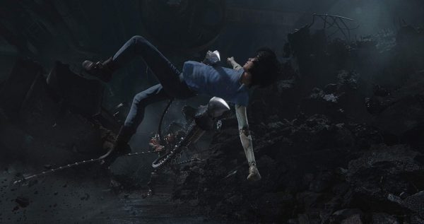 [News] ALITA: BATTLE ANGEL Coming to Anime Expo 2019