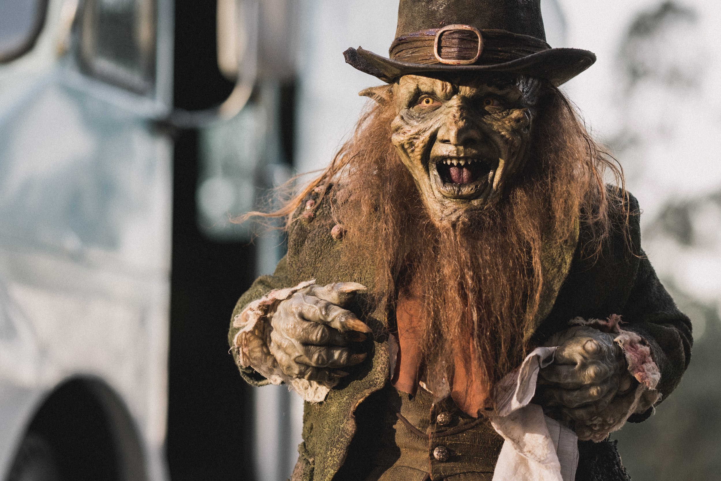 Blu-ray/DVD Review: LEPRECHAUN RETURNS