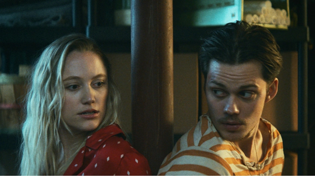 [News] VILLAINS Starring Bill Skarsgård & Maika Monroe Coming This Fall!
