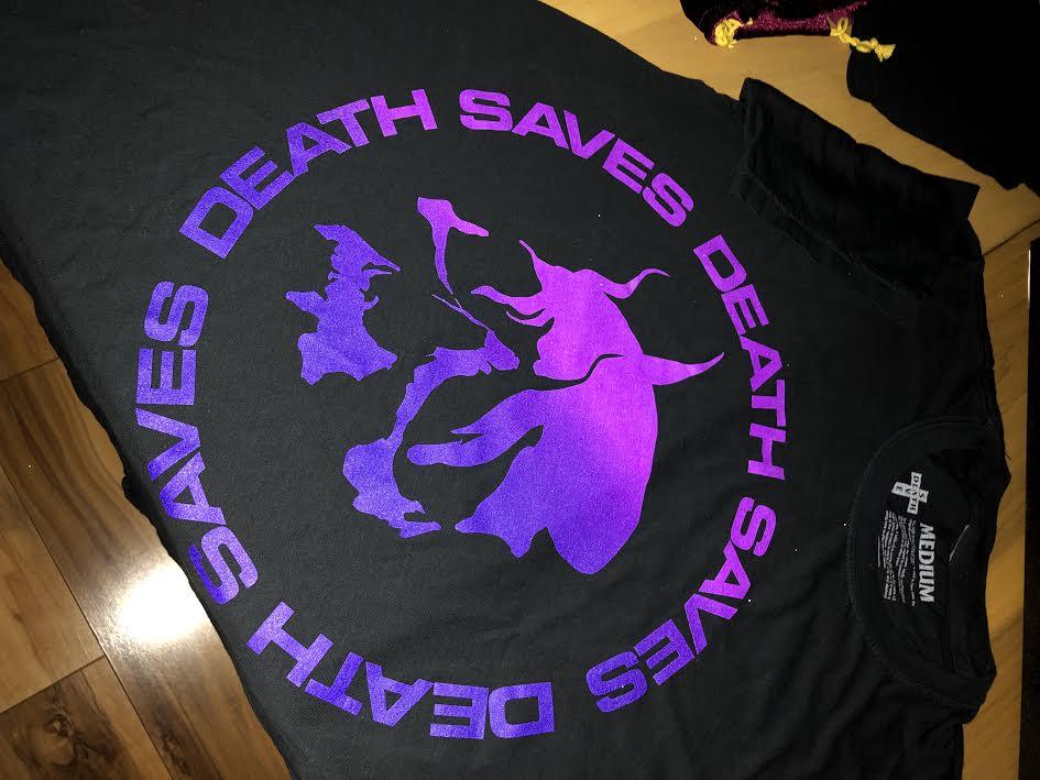 SDCC Party Recap: DEATH SAVES