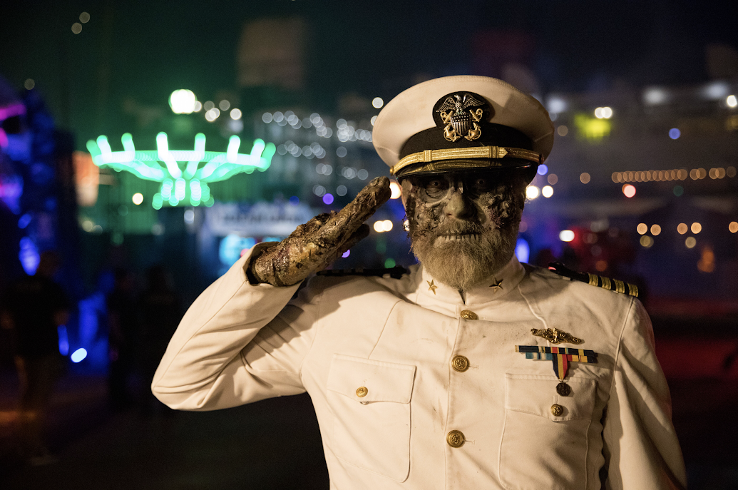 Article: 2019's Queen Mary's Dark Harbor Auditions