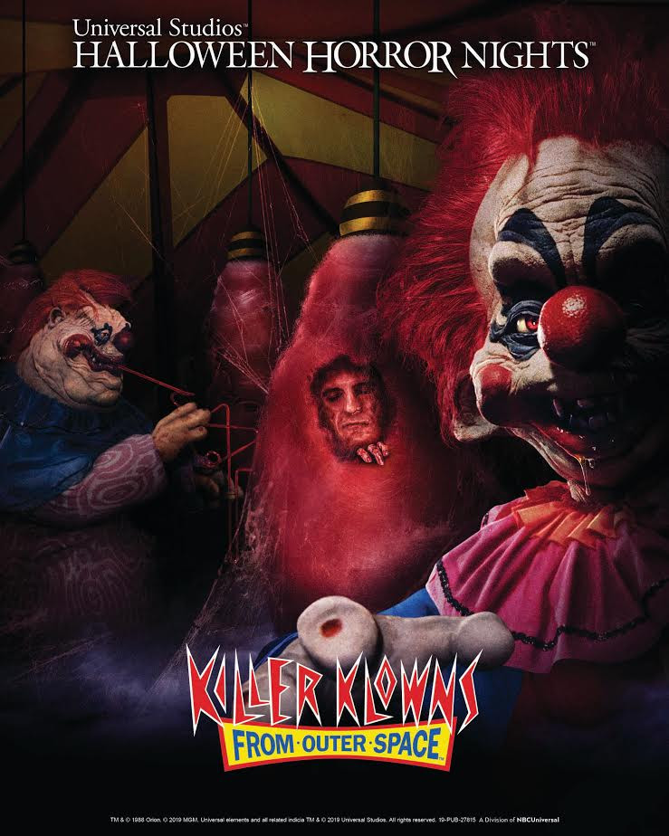 [News] Killer Klowns From Outer Space Coming to Halloween Horror Nights