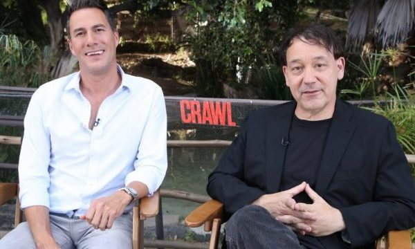 Video Interview: Producers Craig Flores and Sam Raimi for CRAWL