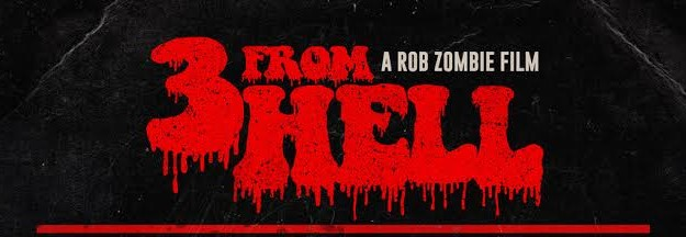 [News] 3 FROM HELL Gets a Release Date and Artwork