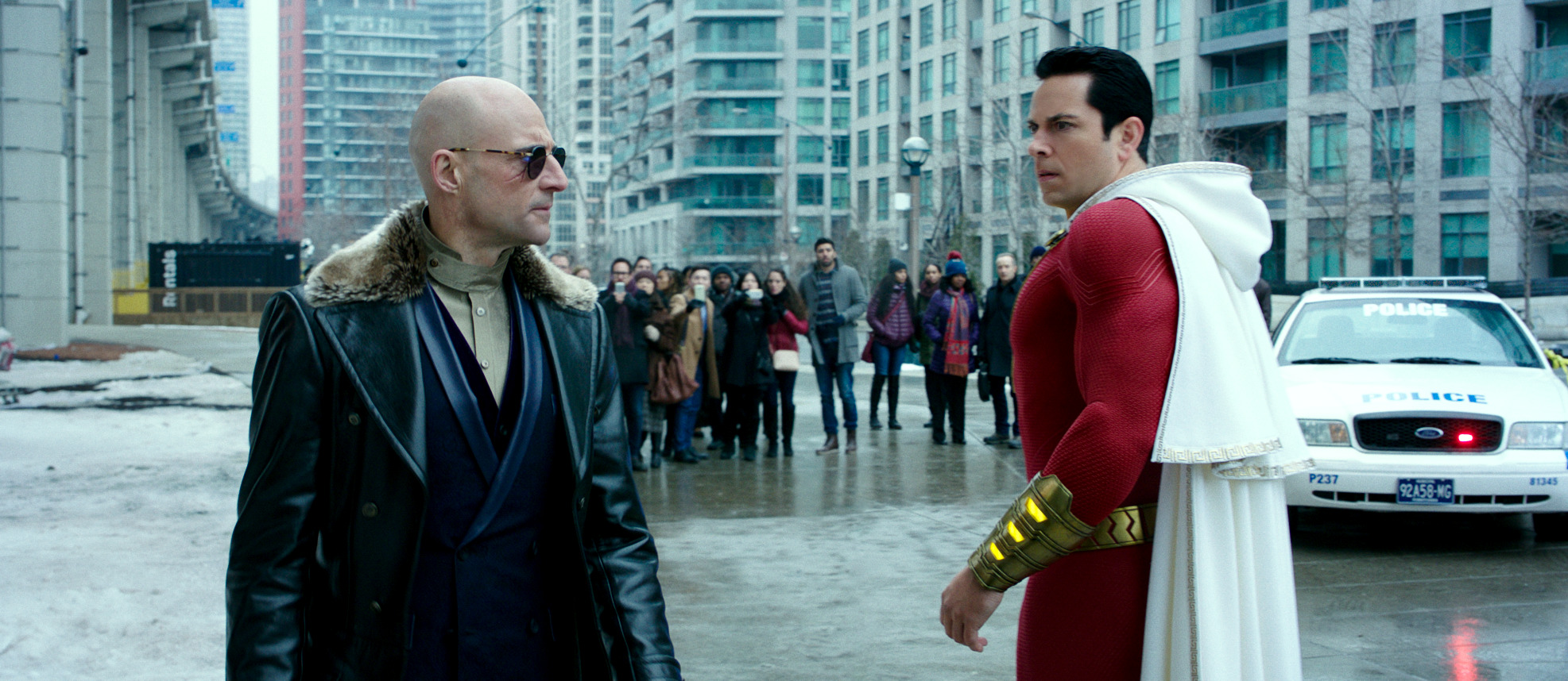 Blu-ray/DVD Review: SHAZAM!