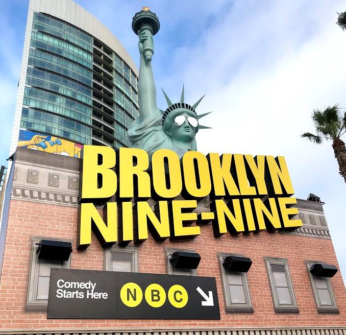 SDCC Activation: BROOKLYN NINE-NINE