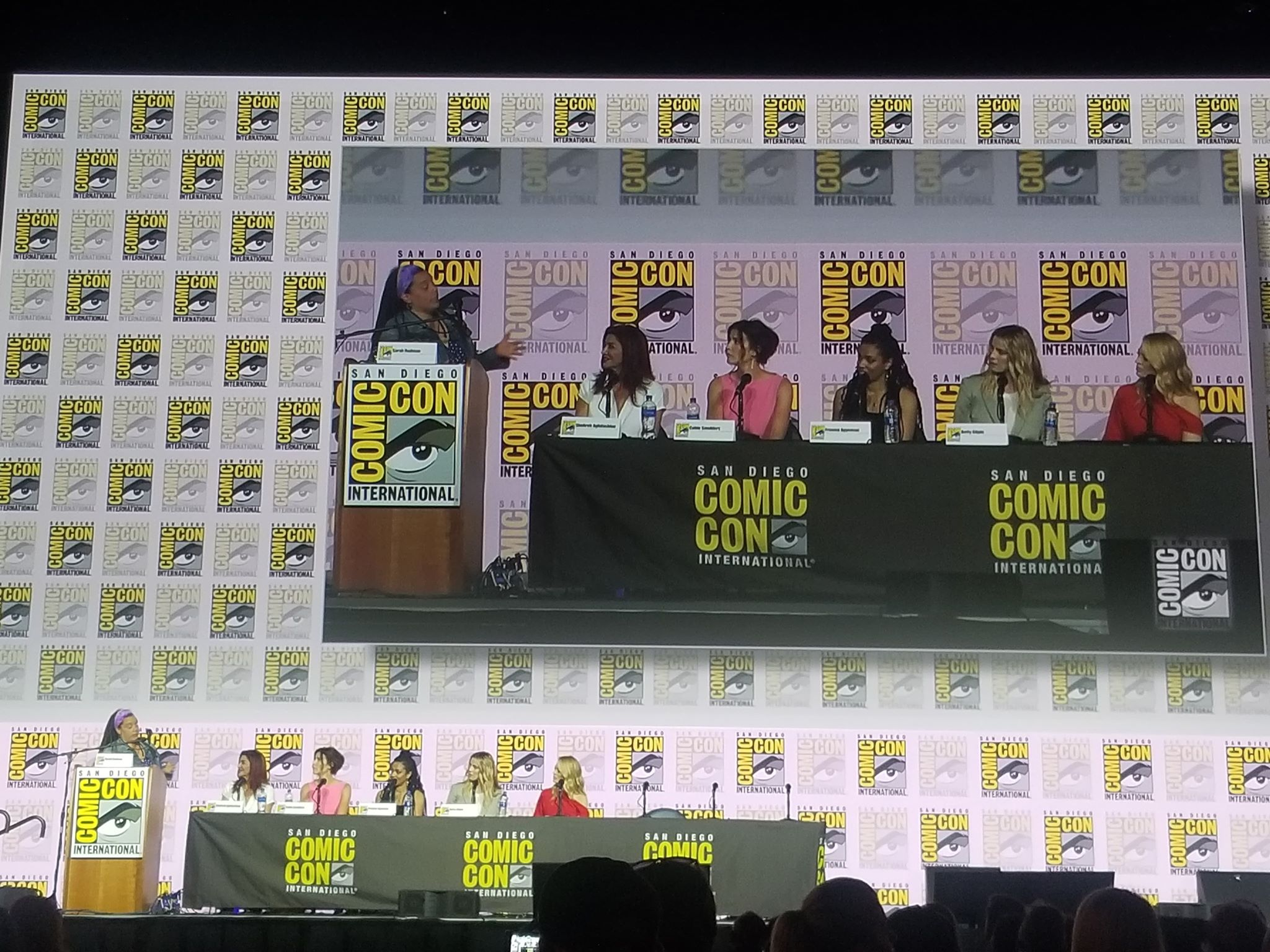 SDCC Panel Recap: EW's Women Who Kick Ass