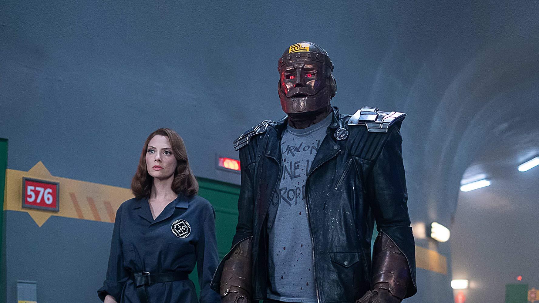 [News] Doom Patrol: The Complete First Season Coming to Blu-ray & DVD