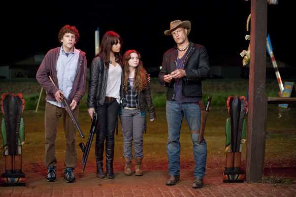[News] ZOMBIELAND Coming to 4K This October