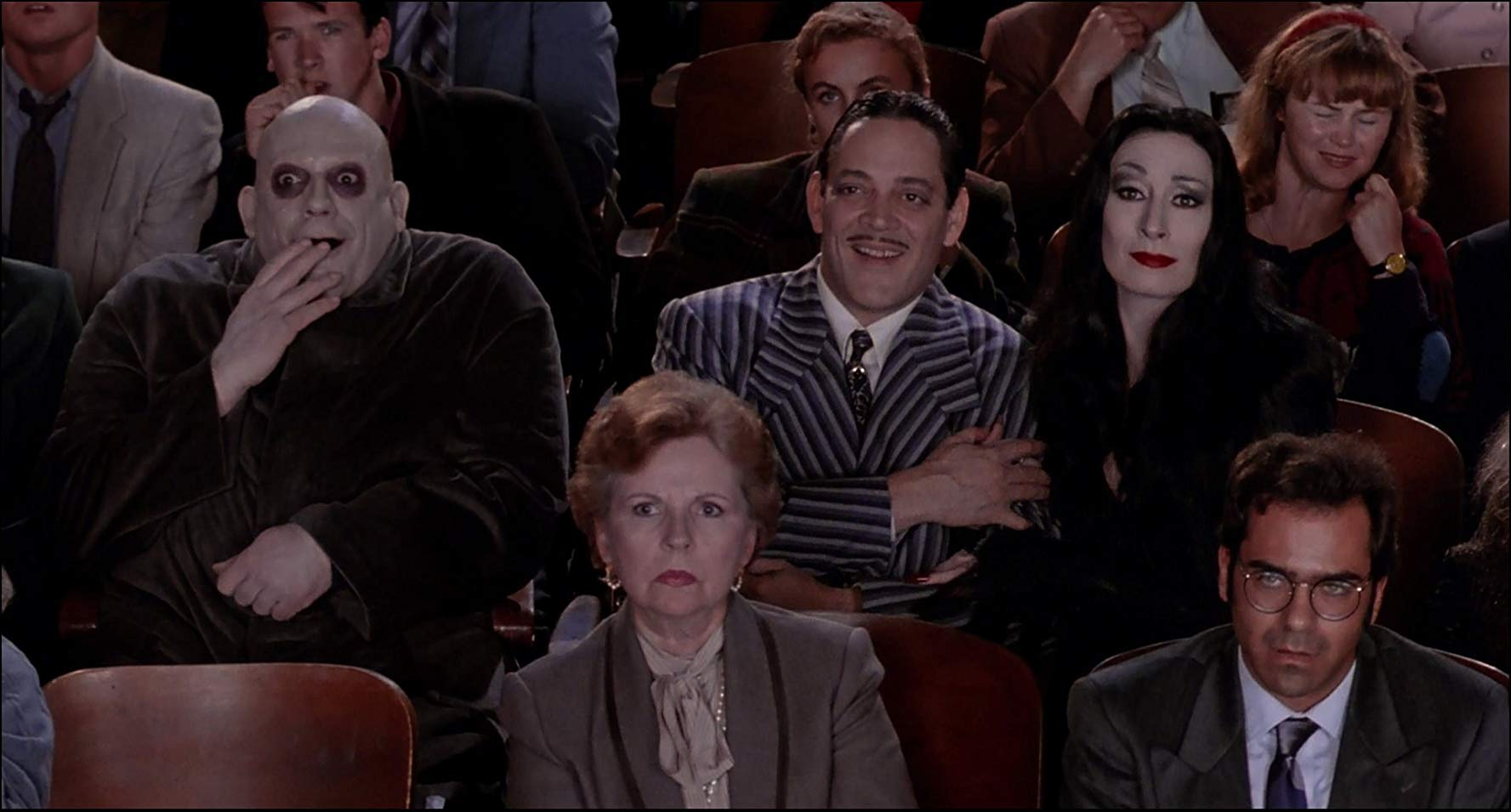 [News] THE ADDAMS FAMILY & THE ADDAMS FAMILY VALUE Arrives in a 2-Movie Collection