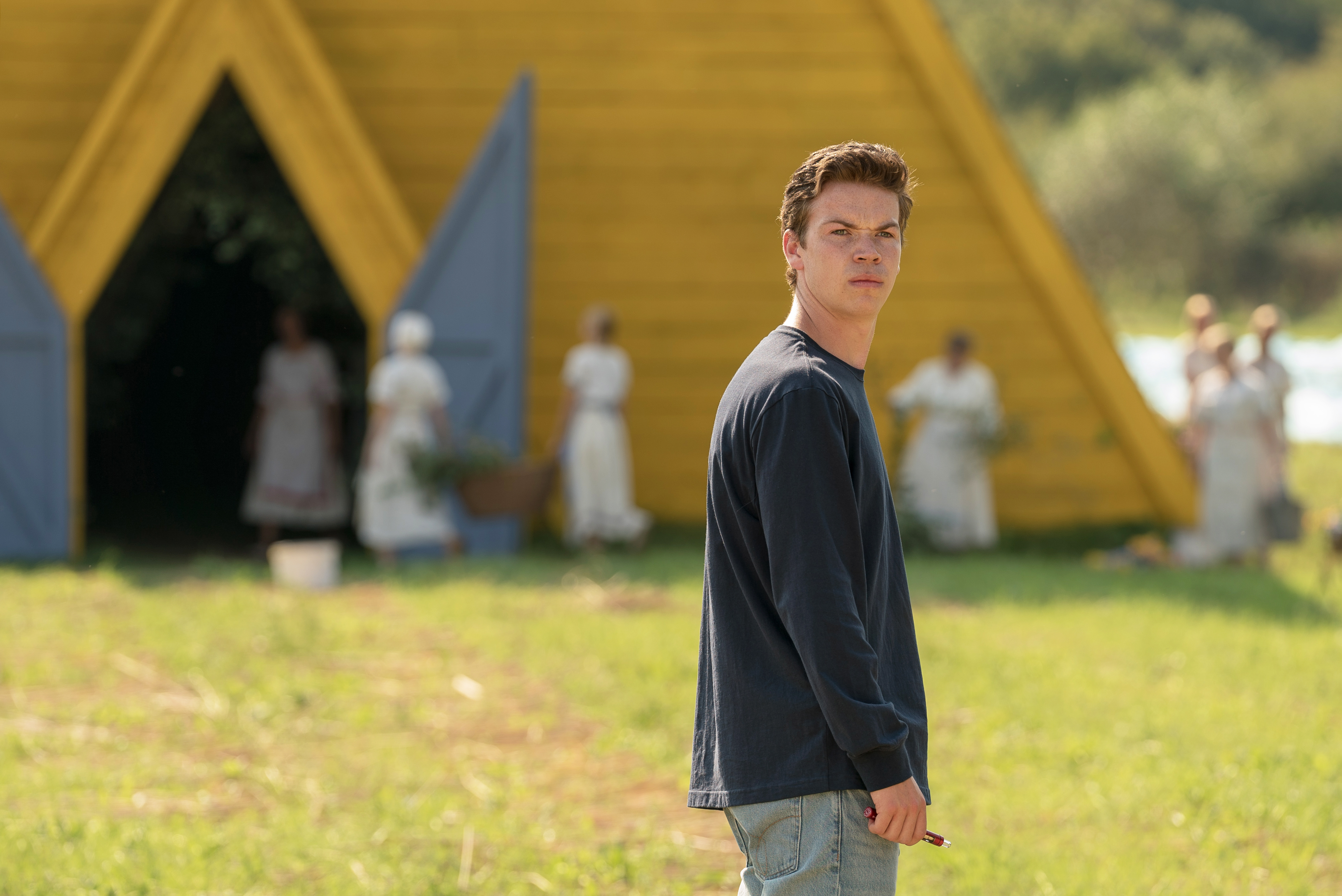 Interview: Actor Will Poulter for MIDSOMMAR