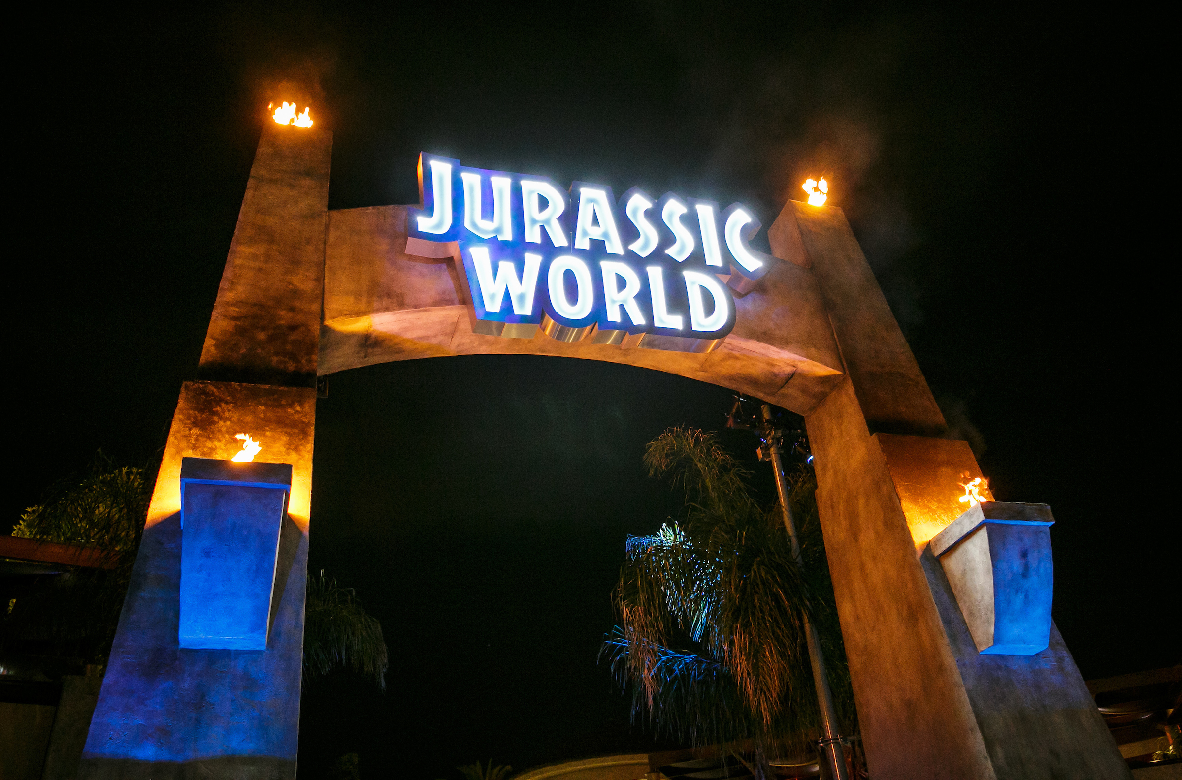 Event Recap: JURASSIC WORLD: THE RIDE at Universal Studios Hollywood