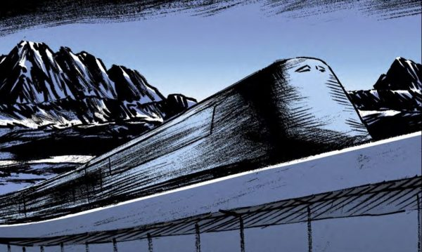 [News] Titan Comics Brings First Look of SNOWPIERCER: EXTINCTION