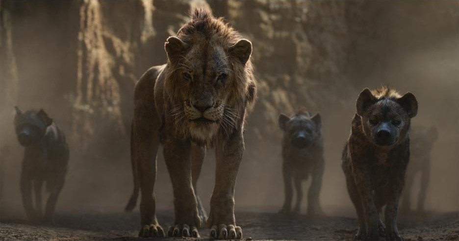 Nightmarish Detour Review: THE LION KING