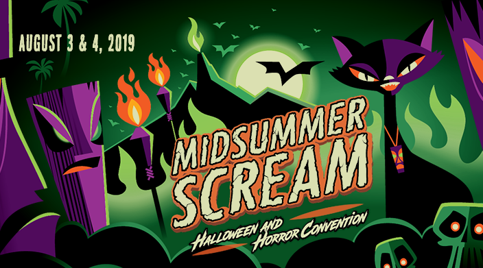 [News] Meet Animator Bill Kopp at MIDSUMMER SCREAM 2019