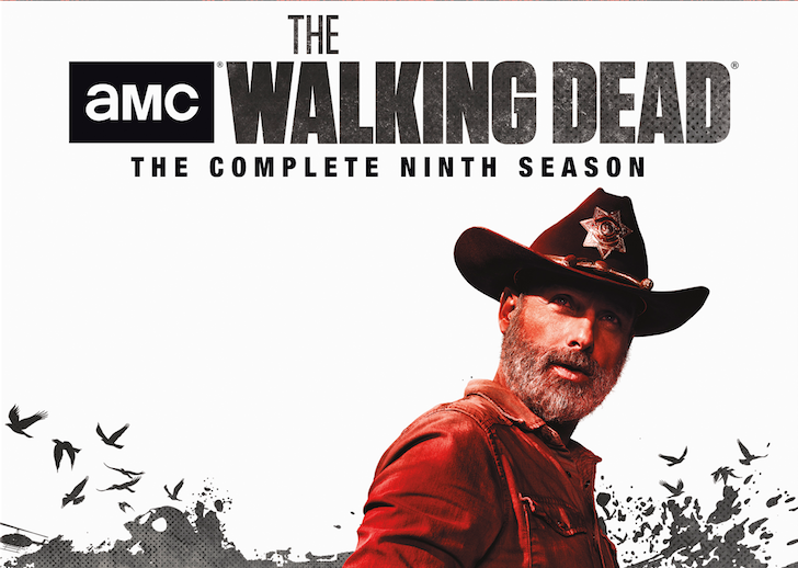 [News] THE WALKING DEAD S9 Arrives on Blu-ray, DVD and Digital