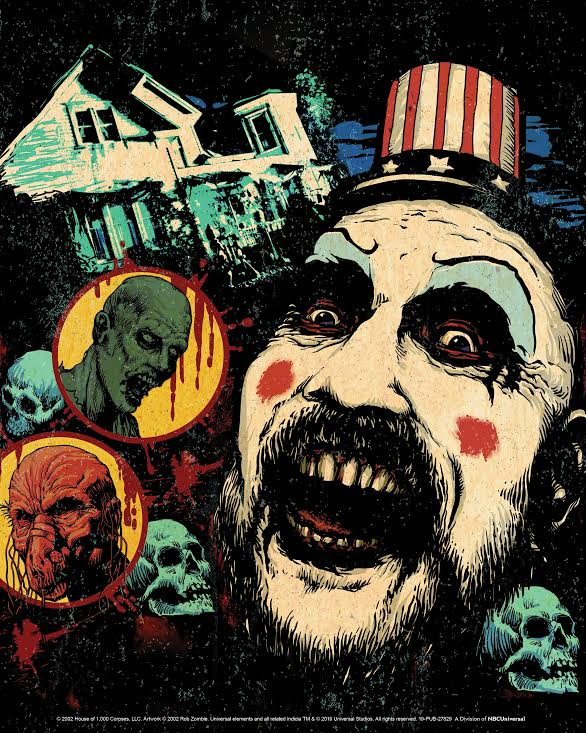 [News] Halloween Horror Nights Announces HOUSE OF 1000 CORPSES