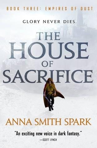 Book Review: THE HOUSE OF SACRIFICE