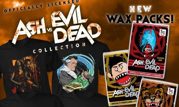 [News] Fright-Rags Pays Homage to ASH VS. EVIL DEAD