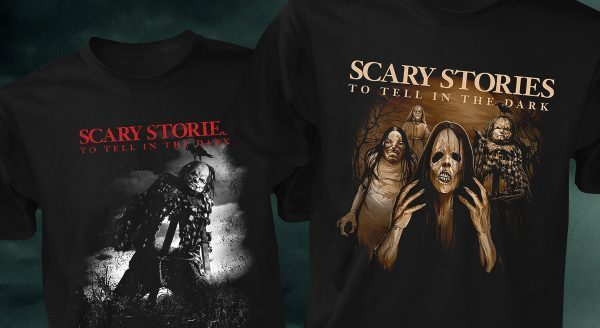 [News] Fright-Rags Honors SCARY STORIES TO TELL IN THE DARK