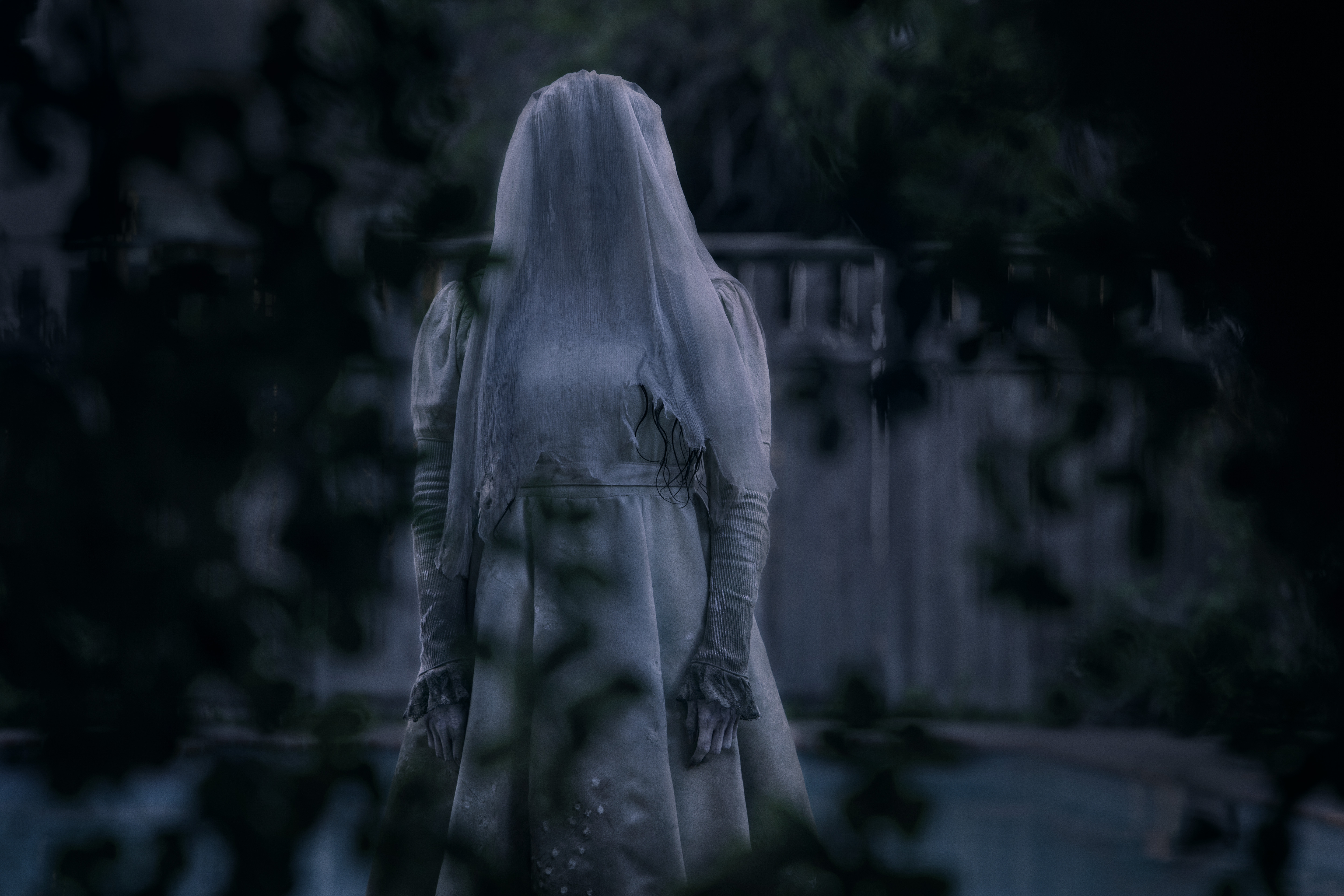 Blu-ray/DVD Review: THE CURSE OF LA LLORONA