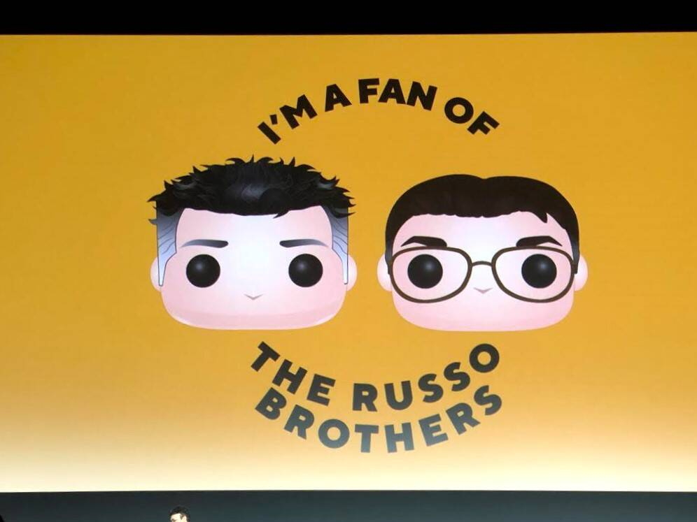 SDCC Panel: A Conversation With The Russo Brothers