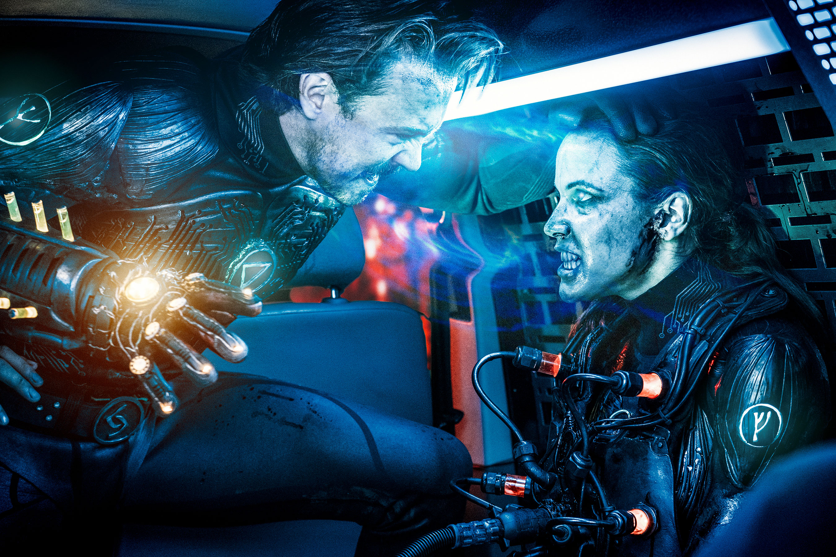 Interview: Director/Co-Writer Kiah Roache-Turner & Co-Writer Tristan Roache-Turner for NEKROTRONIC