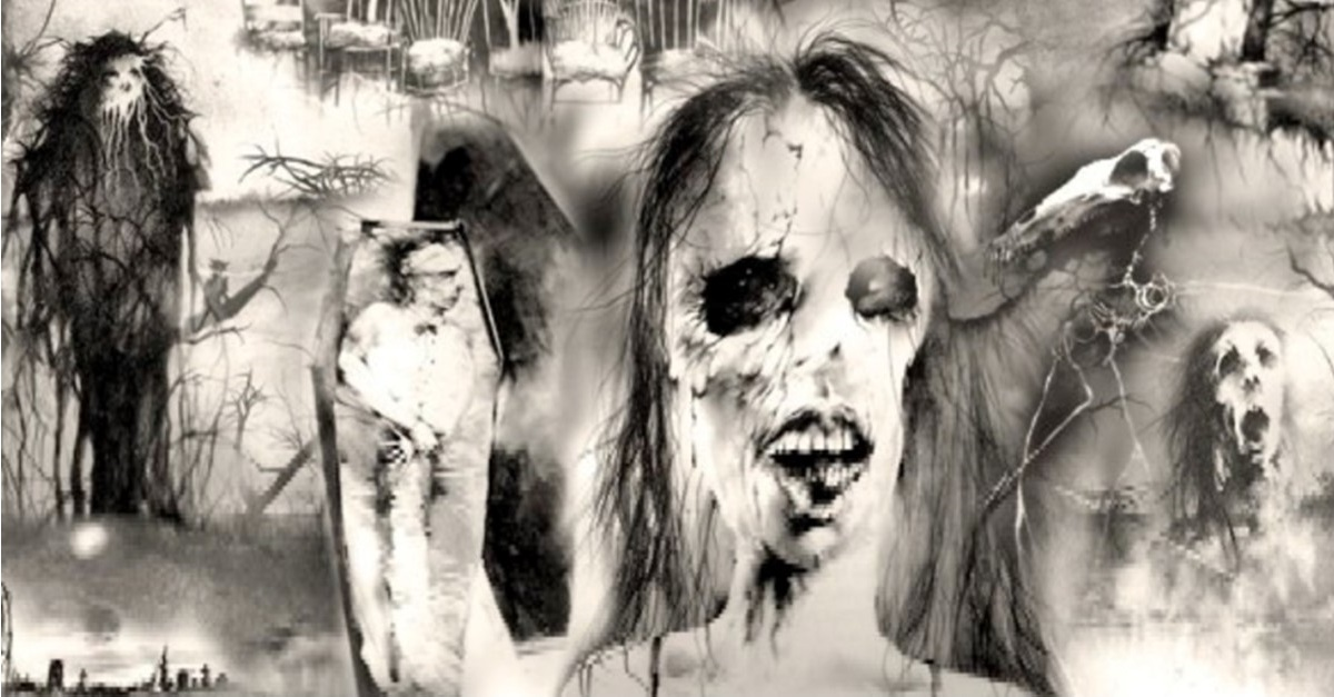 [Article]: SCARY STORIES' Gateway to Horror