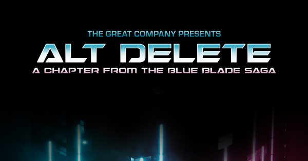 [News] Delusion Teams Up with The Great Company for ALT DELETE
