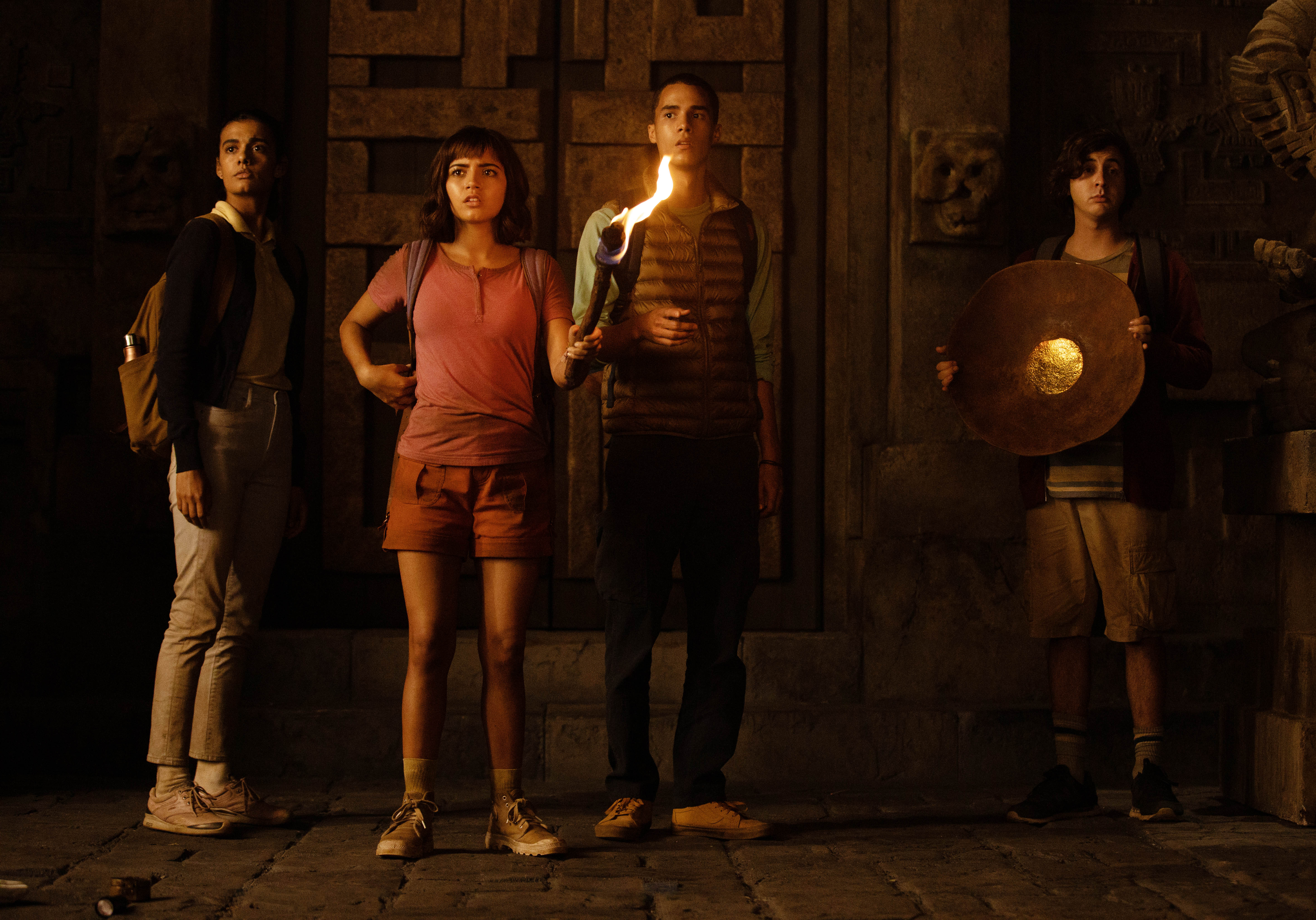 Nightmarish Detour Review: DORA AND THE LOST CITY OF GOLD