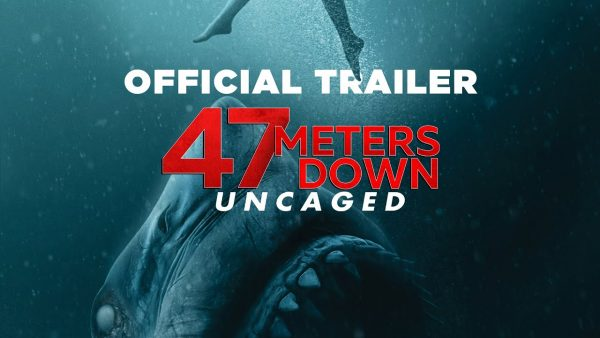 [News] Feast on a New 47 METERS DOWN: UNCAGED Trailer!