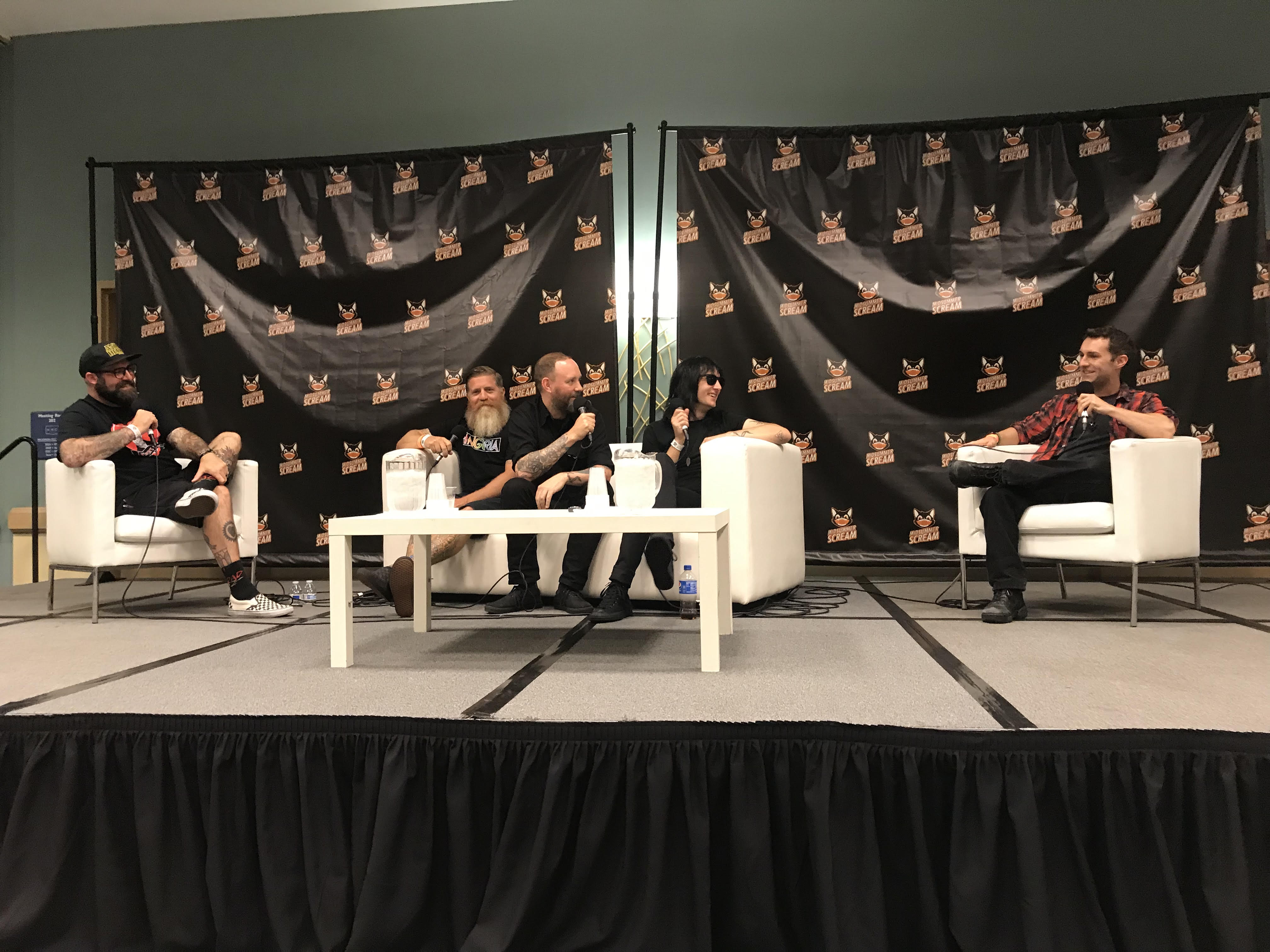 Midsummer Scream Panel Recap: FOREVER MIDNIGHT Live Podcast