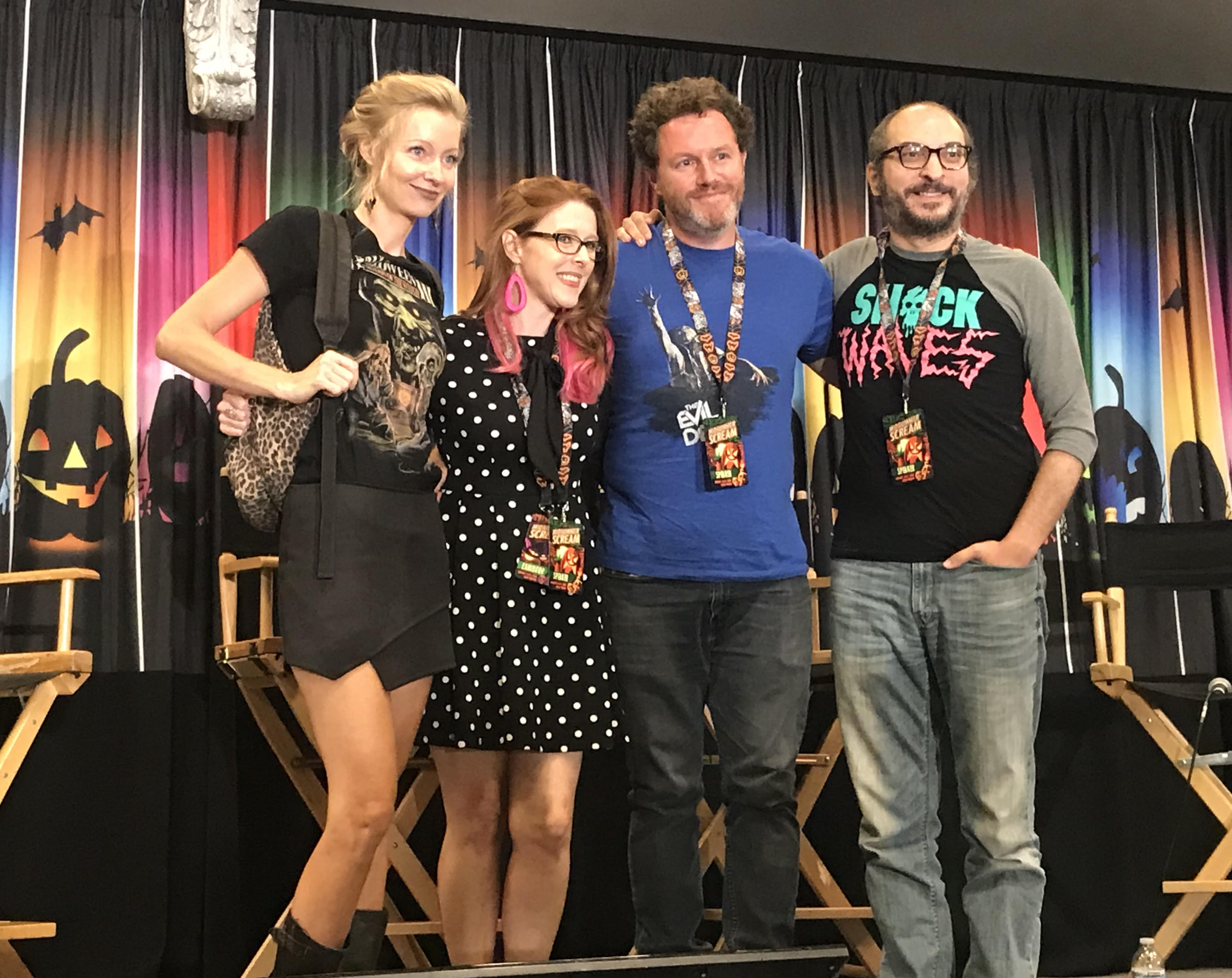 Midsummer Scream Panel Recap: SHOCK WAVES Podcast