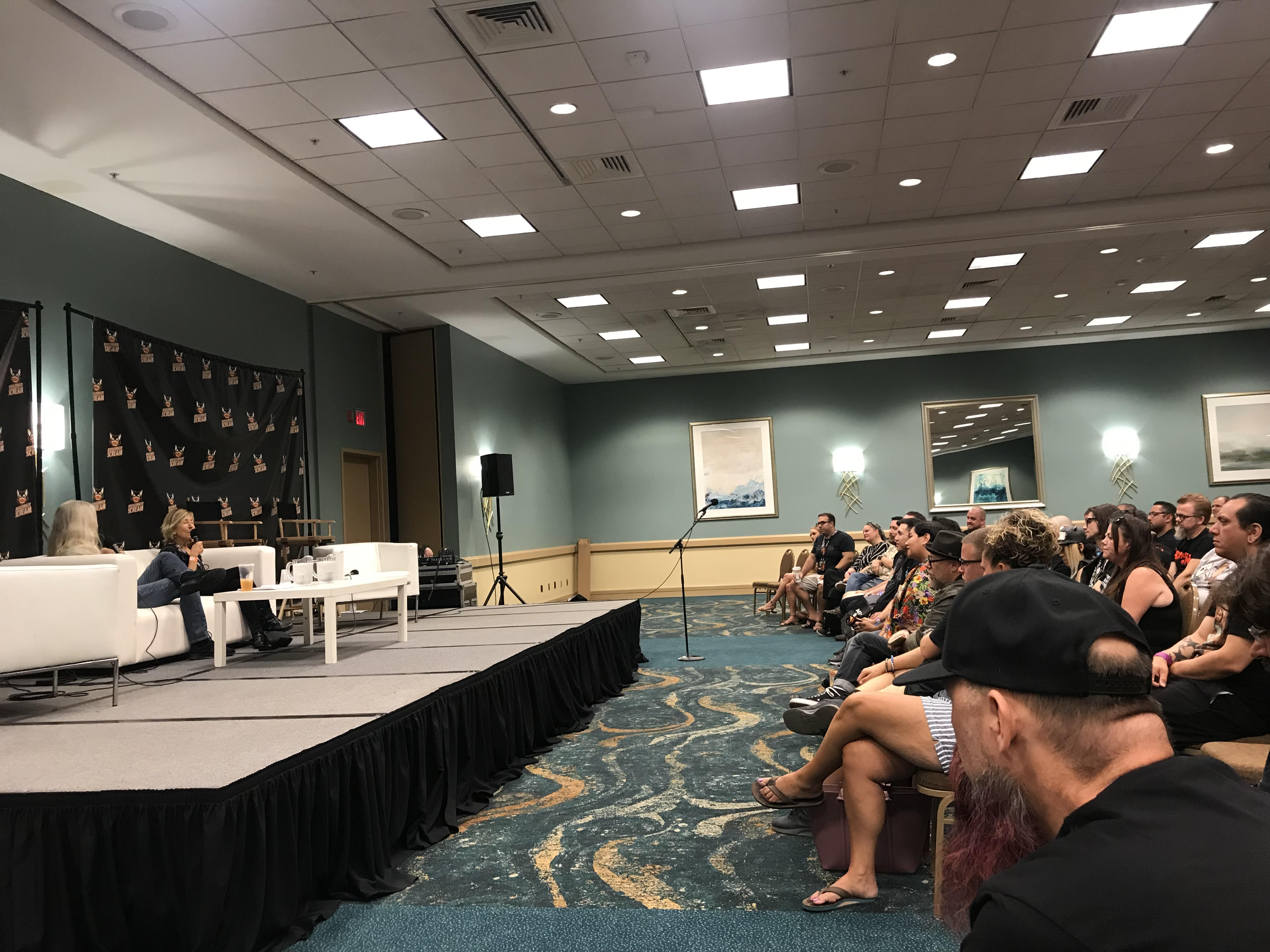 Midsummer Scream Panel Recap: Post Mortem With Mick Garris