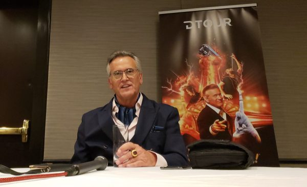 FanExpo Canada Interview: Actor and Host Bruce Campbell for Ripley's Believe It or Not