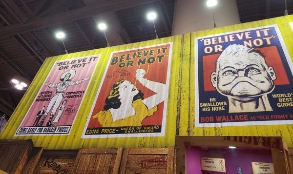 FanExpo Canada Recap: Ripley's Believe It or Not! Mini-Museum