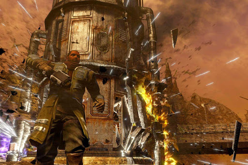 Video Game Review: RED FACTION GUERRILLA RE-MARS-TERED (PS4)