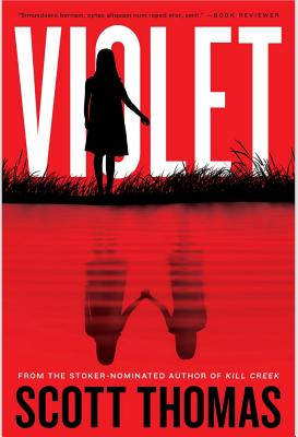 Book Review: VIOLET by Scott Thomas