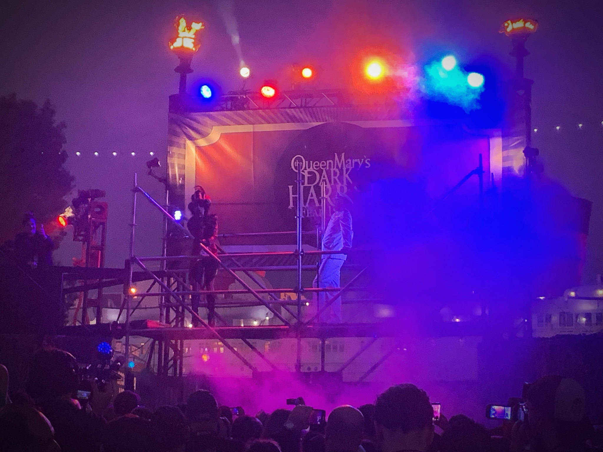 Haunt Review: The Queen Mary's Dark Harbor