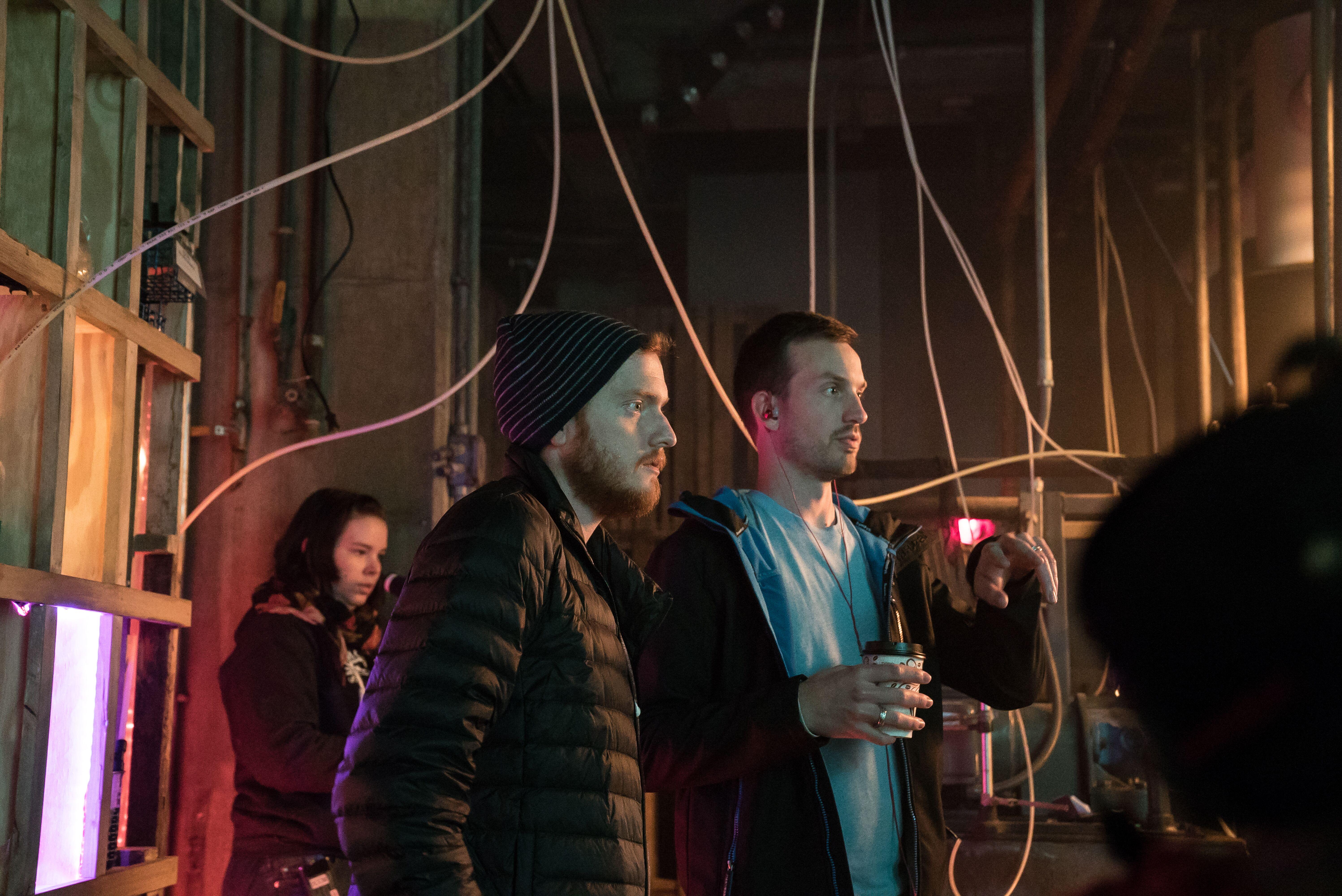 Interview: Writers/Directors Scott Beck & Bryan Woods for HAUNT