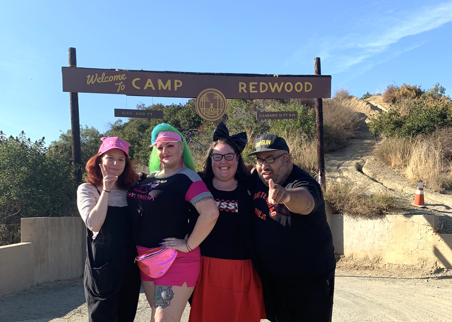 Event Recap: Our Trip to Camp Redwood